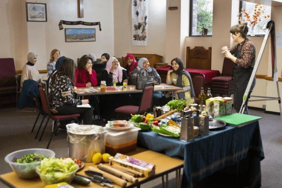 Heart & Parcel Refugee Action 4-Week Report